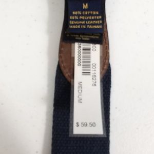 Brooks Brothers Accessories - NWT Navy Blue Beagle Belt by Brooks Brothers